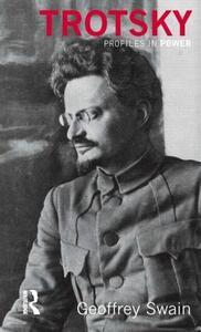 Trotsky - Geoffrey Swain - cover