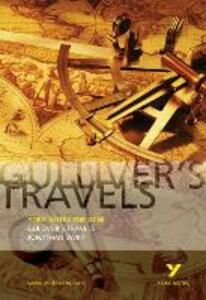 Gulliver's Travels: GCSE - Mary Sewell - cover