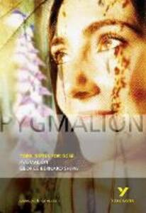 Pygmalion: York Notes for GCSE - David Langston - cover