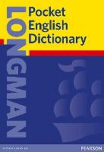 Longman Pocket English Dictionary Cased - cover