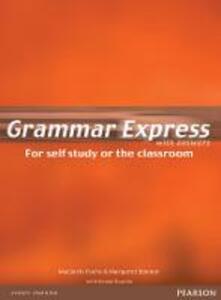 Grammar Express - Marjorie Fuchs,Margaret Bonner - cover