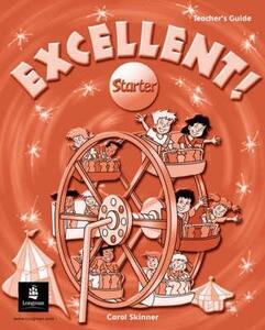 Excellent Starter Teachers Guide - Carol Skinner - cover