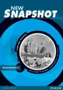 Snapshot Elementary Language Booster New Edition - Brian Abbs,Chris Barker,Ingrid Freebairn - cover
