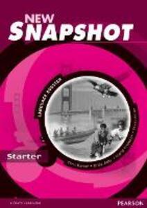 Snapshot Starter Language Booster New Edition - Brian Abbs,Chris Barker,Ingrid Freebairn - cover