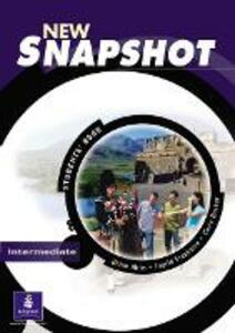 Snapshot Intermediate Student's Book New Edition - Brian Abbs,Chris Barker,Ingrid Freebairn - cover