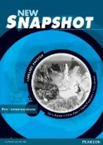 Snapshot Pre-Intermediate Language Booster New Edition - Brian Abbs,Chris Barker,Ingrid Freebairn - cover