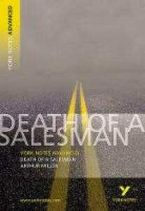 Death of a Salesman: York Notes Advanced - Adrian Page - cover