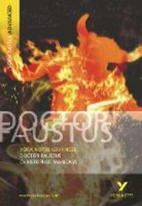 Dr Faustus - C. Marlowe - cover
