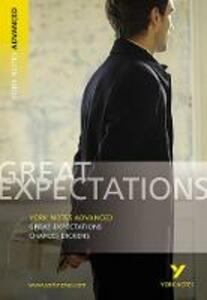 Great Expectations: York Notes Advanced - Nigel Messenger - cover