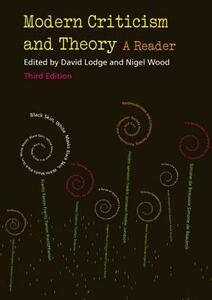 Modern Criticism and Theory: A Reader - Nigel Wood,David Lodge - cover