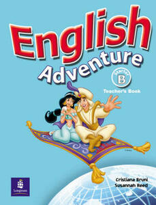 English Adventure Starter B Teacher's Book - Cristiana Bruni - cover