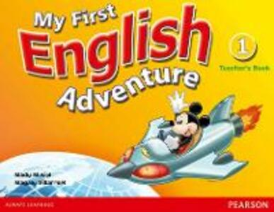 My First English Adventure Level 1 Teacher's Book - Mady Musiol,Magaly Villarroel - cover