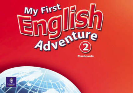 My First English Adventure Level 2 Flashcards - Mady Musiol,Magaly Villarroel - cover