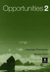 Opportunities 2 (Arab-World) Language Powerbook - M Dean - cover