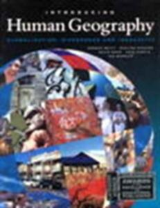 Introduction to Human Geography - Gordan Waitt,Pauline Mcguirk,Kevin Dunn - cover