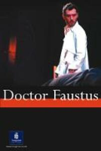 Dr Faustus: A Text - Christopher Marlowe,John O'Connor - cover