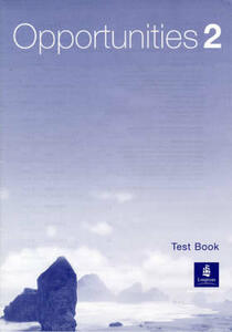 Opportunities 2 (Arab World) Test Book - cover