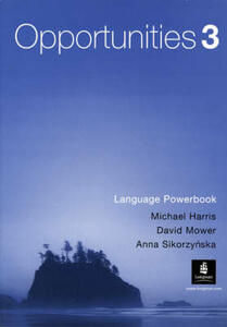 Opportunities 3 (Arab World) Language Powerbook - Anna Sikorzynska,M. Dean - cover