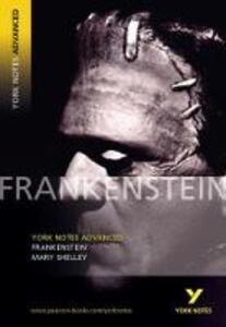 YNA2 Frankenstein - Mary Shelley - cover