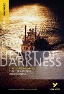 Heart of Darkness: York Notes Advanced - Joseph Conrad - cover