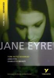 Jane Eyre: York Notes Advanced - Hana Sambrook - cover