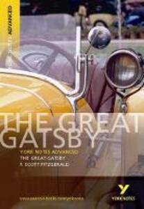 The Great Gatsby - Hana Sambrook - cover
