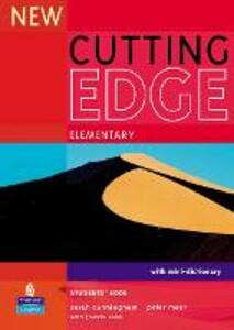 New Cutting Edge Elementary Students' Book - Sarah Cunningham,Peter Moor - cover