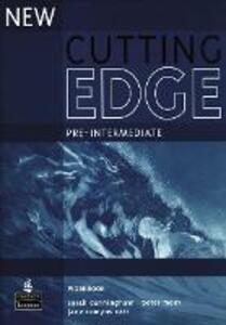 New Cutting Edge Pre-Intermediate Workbook No Key - Sarah Cunningham,Peter Moor,Jane Comyns-Carr - cover
