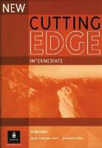 New Cutting Edge Intermediate Workbook No Key - Jane Comyns-Carr,Frances Eales - cover