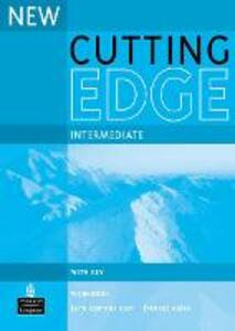 New Cutting Edge Intermediate Workbook with Key - Jane Comyns-Carr,Frances Eales - cover