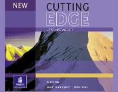 New Cutting Edge Upper-Intermediate Class CD 1-3 - Sarah Cunningham,Peter Moor - cover