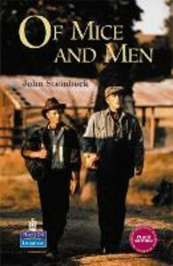 Of Mice and Men (without notes) - John Steinbeck - cover