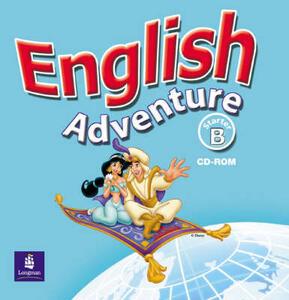 English Adventure Starter B Video - Cristiana Bruni - cover