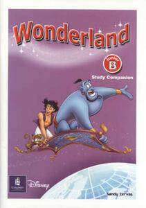 Wonderland Junior B Companion - Sandy Zervas - cover