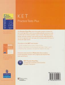 KET Practice Tests Plus Students' Book New Edition - Peter Lucantoni - 2