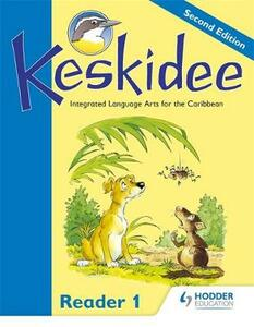 Keskidee Reader 1 - Anne Worrall,A Ward - cover