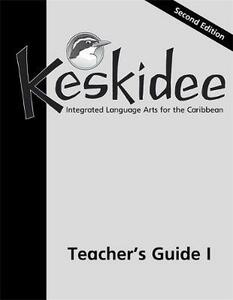 Keskidee Teacher's Guide 1 Second Edition - Anne Worrall,A Ward - cover