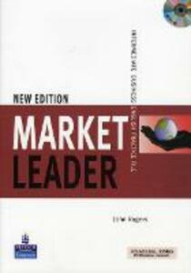 Market Leader Practice File Pack (Book and Audio CD) - John Rogers - cover