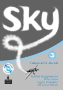Sky 3 Teacher's Book - Patricia Mugglestone,Brian Abbs,Ingrid Freebairn - cover