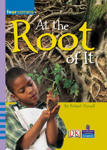 Four Corners: At the Root of It - Robert Newell - cover
