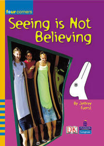 Four Corners:Seeing is not Believing - Jeffrey B. Fuerst - cover