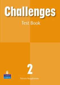 Challenges Test Book 2 - Patricia Mugglestone - cover