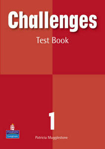 Challenges Test Book 1 - Patricia Mugglestone - cover