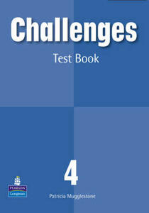 Challenges Test Book 4 - Patricia Mugglestone - cover