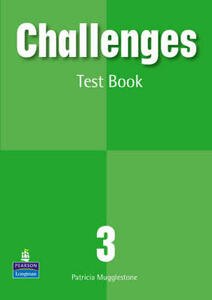 Challenges Test Book 3 - Patricia Mugglestone - cover
