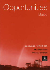 Opportunities Basic (Arab-World) Language Powerbook - M Dean - cover