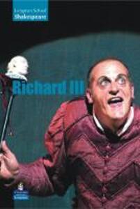 Richard III - W. Shakespeare - cover