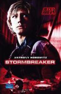 Stormbreaker - Anthony Horowitz - cover