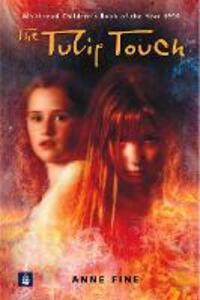 The Tulip Touch n/e - Anne Fine - cover