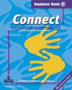 Connect Students' Book 1 - Carol Clarke - cover